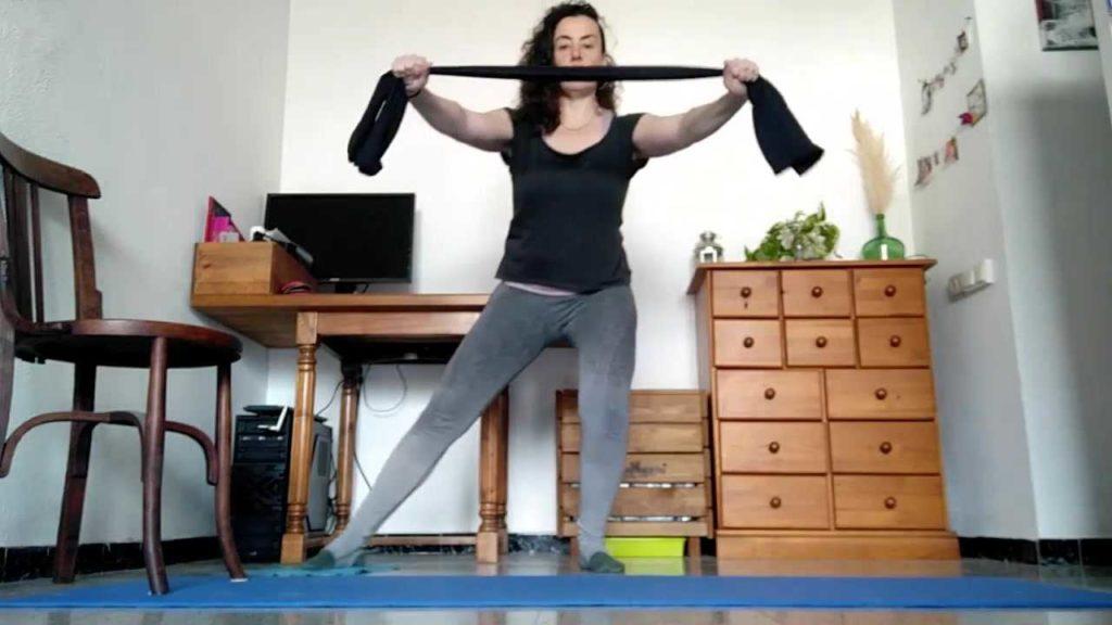 Pilates sessió 4 – 50′