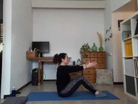 Pilates sessió 5 – 55′