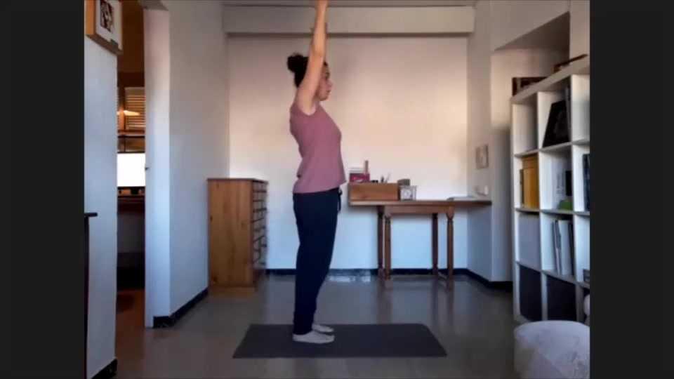 Pilates amb la Isabel Sessió 30: 50′