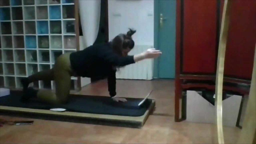 Pilates amb la Sussana. Sessió 38: 60′